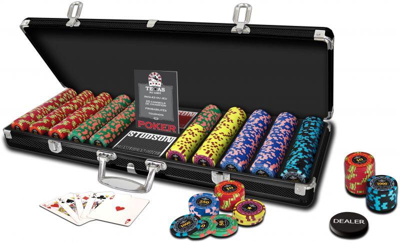 jeton jeu poker: